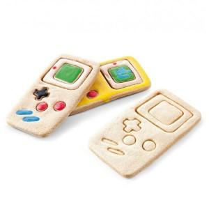 Le moule à gateaux Game Boy