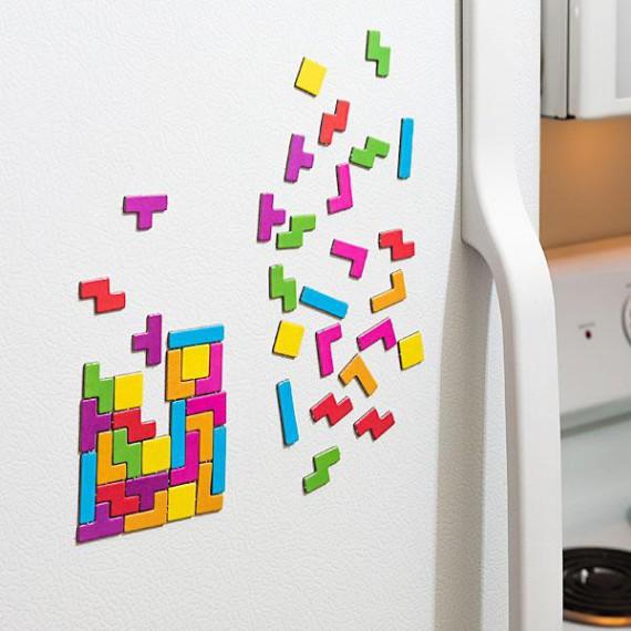Magnet Tetris - Aimant pour réfrigérateur