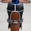 Armure Saiyan Dragon Ball Z