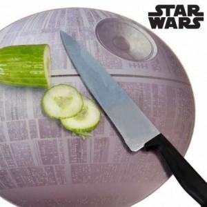 La planche à découper étoile noire Star Wars