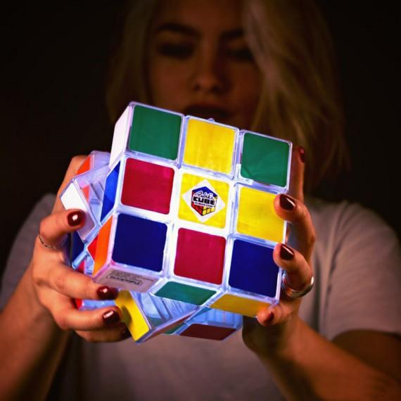 Lampe Rubik's Cube