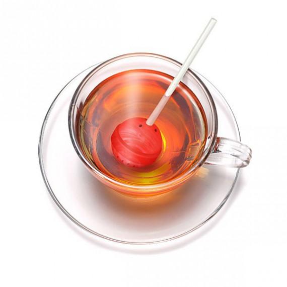Infuseur à thé sucette