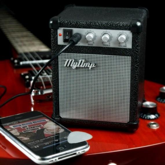 Ampli lecteur MP3