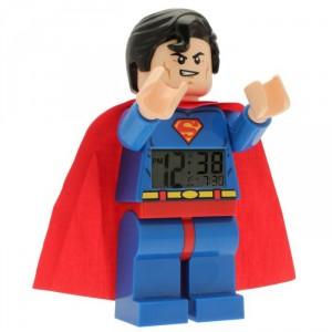 Réveil Superman Lego