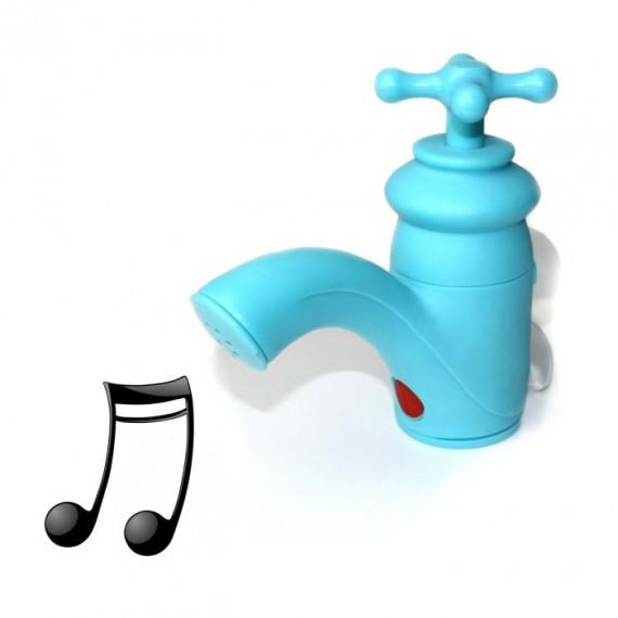 Radio de douche robinet