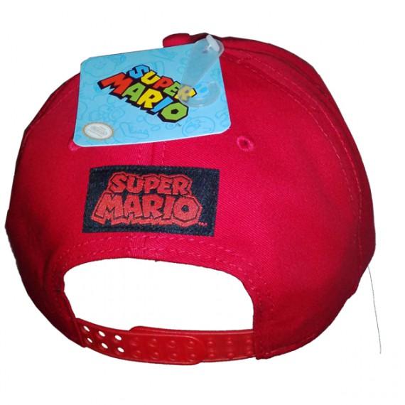 Coussin casquette Super Mario