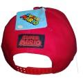 Casquette Nintendo rouge Mario Big M Brodé