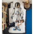 Couverture cosmonaute