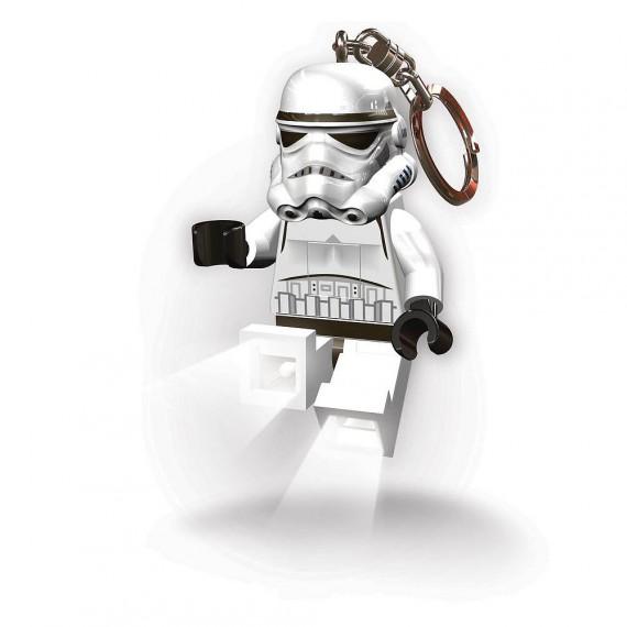 Porte Clé Stormtrooper Lego Star Wars - Lampe Figurine