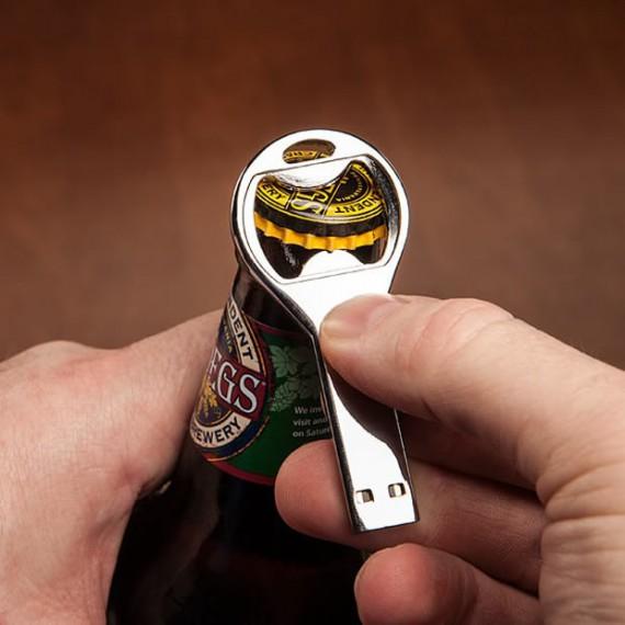 Clé USB decapsuleur