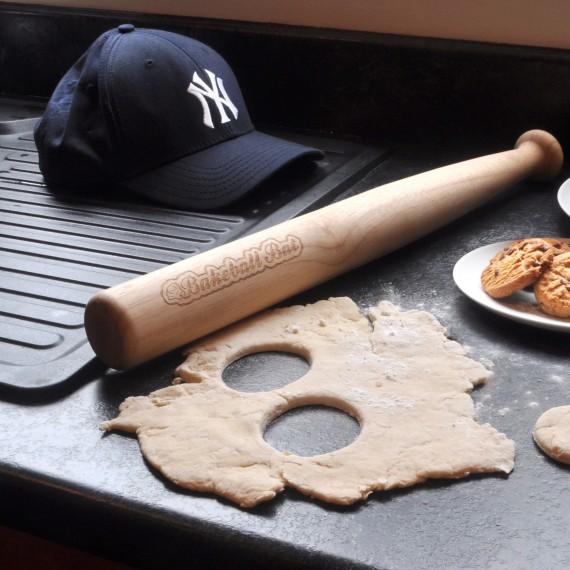 Rouleau à Pâtisserie Batte de Baseball