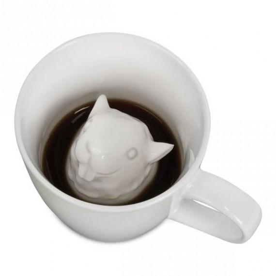 Mug Attaque d'Ecureuil