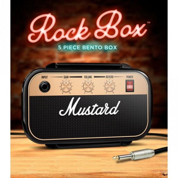 Lunch, Bento box ampli Rock - Mustard