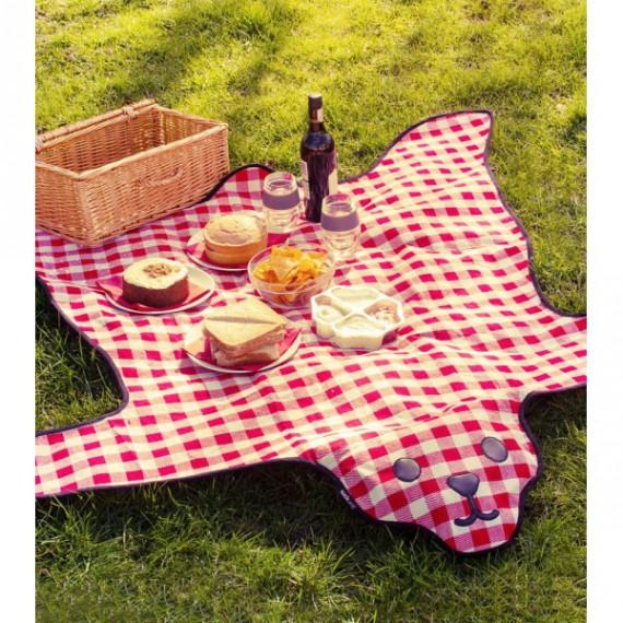 Couverture de picnic Ours