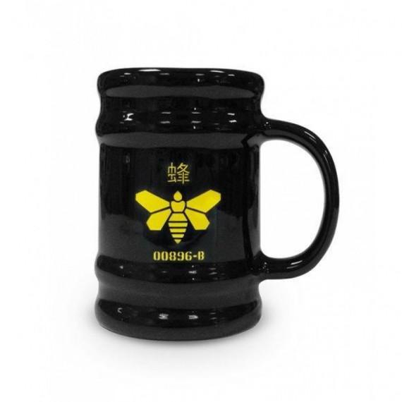 Mug 3D Breaking Bad Chope Baril golden moth chimical