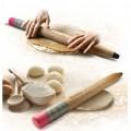 Rouleau pâtisserie crayon