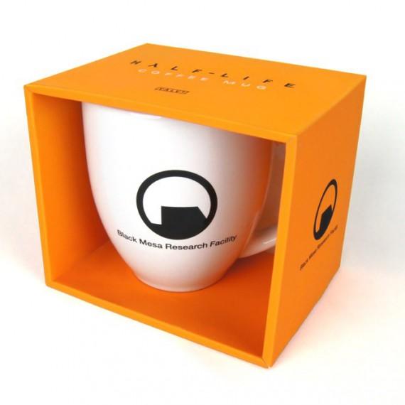 Mug Half Life 2 Black Mesa