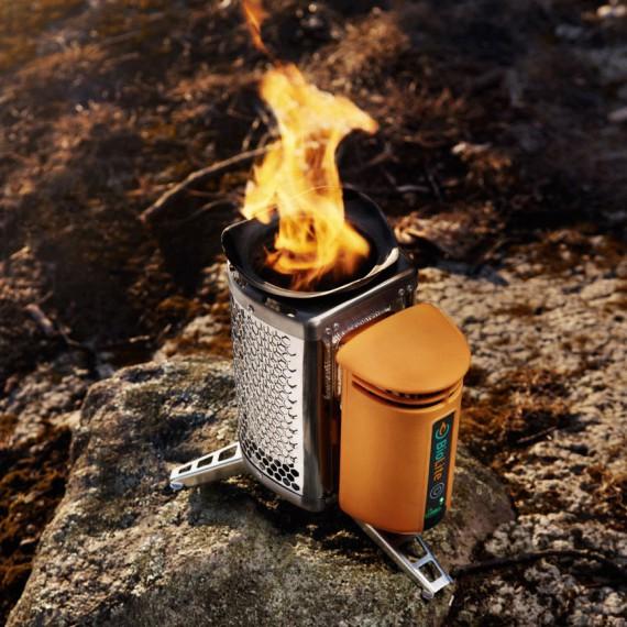 Chargeur de téléphone portable au feu de bois - BioLite