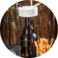 Bouchon de bouteille cendrier