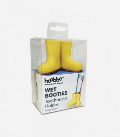 Porte brosse à dents en forme de bottes de pluie   Mode en