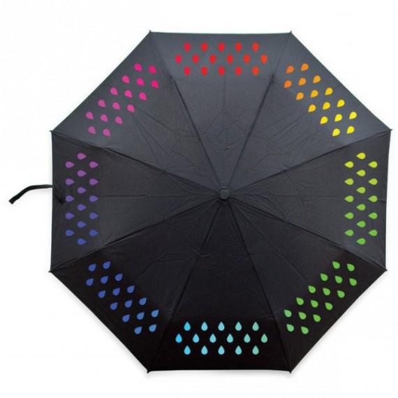 Le parapluie lumineux