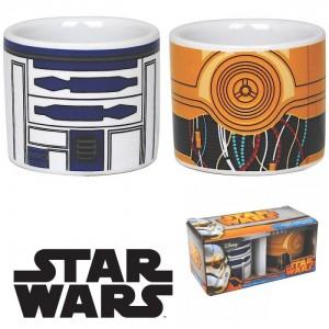 Coquetiers Star Wars R2-D2 & C-3PO