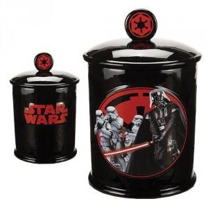 Boîte à cookies Star Wars Darth Vader