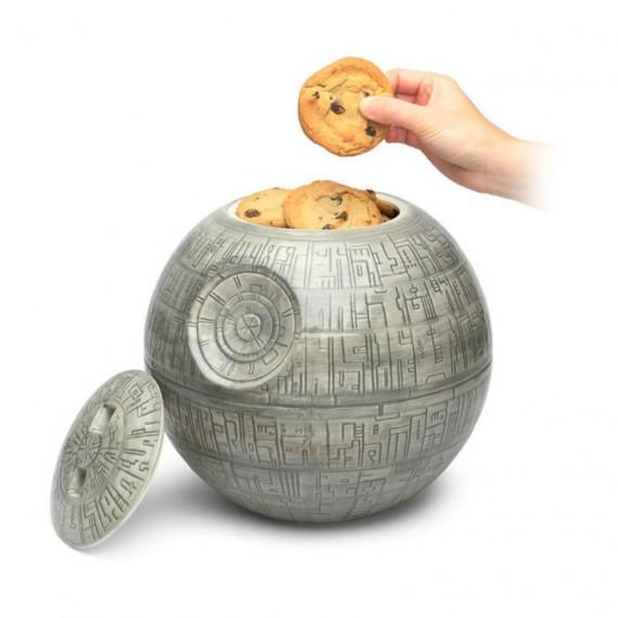 Boîte à Cookies Etoile de la Mort