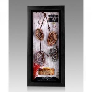 Réplique 1/1 collier d´oreilles de Daryl Dixon The Walking Dead