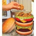 Boîte à gâteaux Cheeseburger