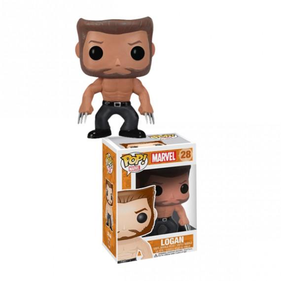 Figurine POP Bobble head Logan Wolverine X-men
