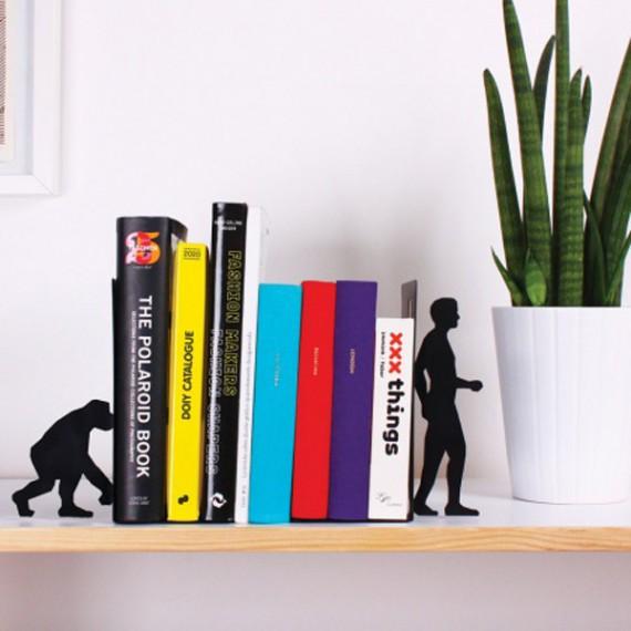 Serre-livres Évolution