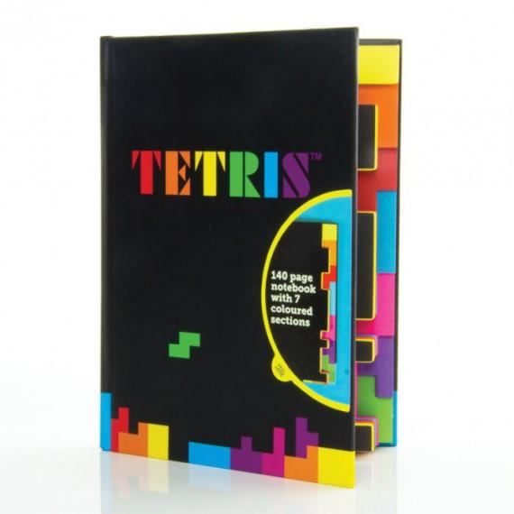 Carnet de notes Tetris