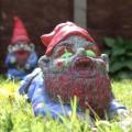 Nain de jardin Zombie rampant