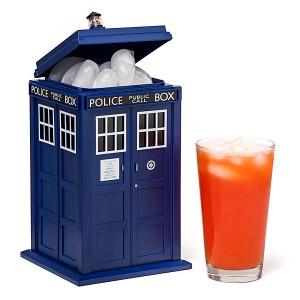 Seau à glace Tardis Doctor Who