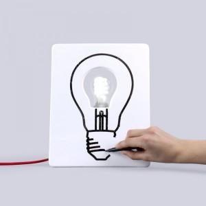 Lampe personnalisable Céramique