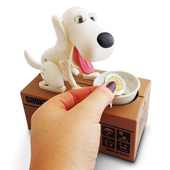 Le chien mangeur de pièces