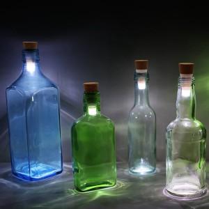 Bouchon à LED
