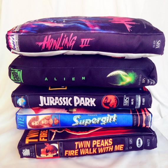 Coussins VHS