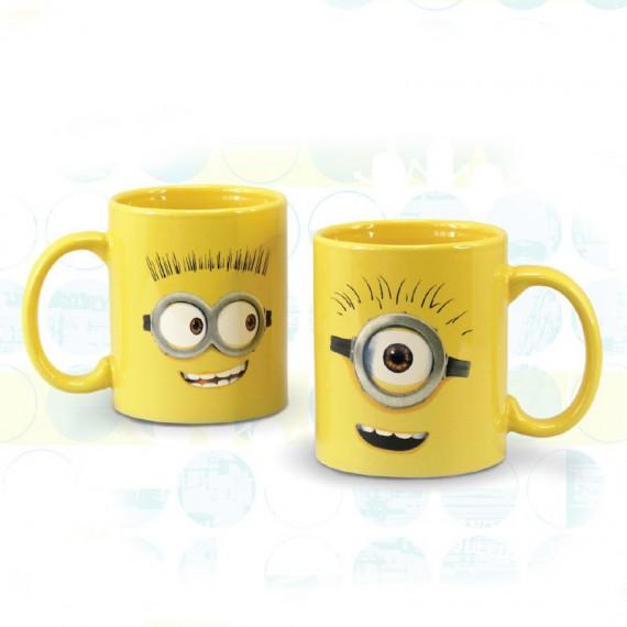 Mug Minions Stuart et Bob