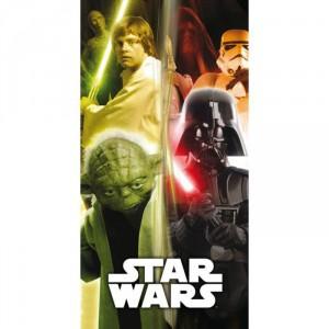 Serviette de plage Yoda