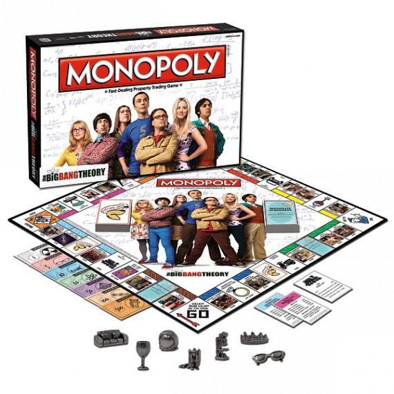 Monopoly Big bang theory