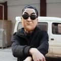 Masque psy Gangnam Style
