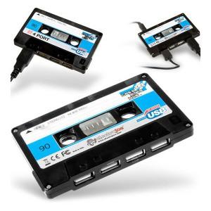 Hub USB cassette