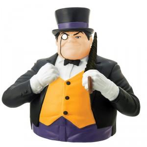Tirelire Bust Bank DC Universe Bank Penguin