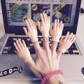 Mains pour doigts - Finger Hands