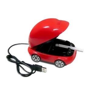 Mini voiture cendrier aspirateur de fumée