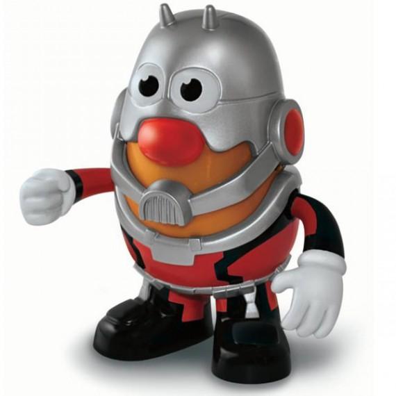 Monsieur patate de Toy Story en Ant-man de Marvel