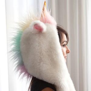 Bonnet gants licorne Magicorn