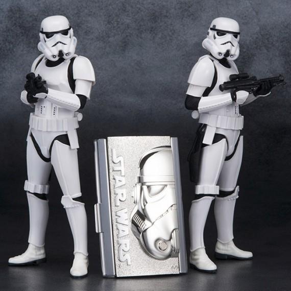 Les porte-cartes de visite Star Wars